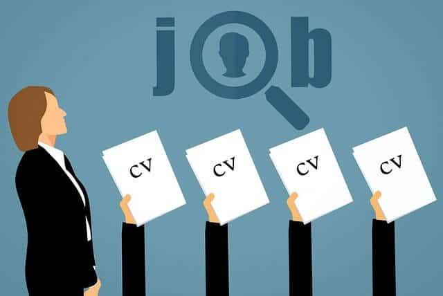 CV jobs